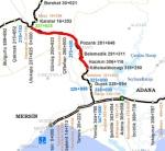 Ulukisla Karaisali Railway