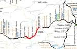Usak Esme Railway